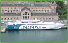 Balearia Speed Ferry