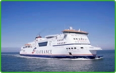 Sea France Cross Channel Ferry